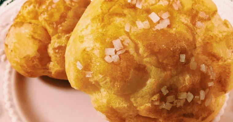 【兵庫】新感覚シュークリーム!アマリアのざらめシューを食べてみた