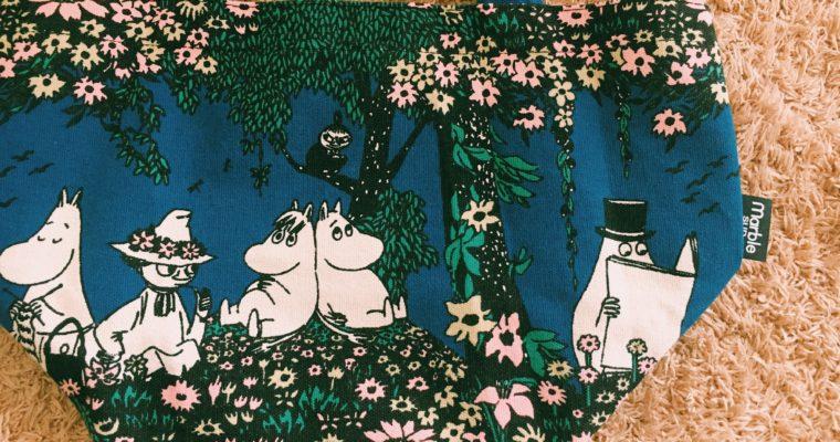 【レビュー】「暮らしと私と北欧と。vol.2」の付録「ムーミン×マーブルシュッド」のトートバッグが大人かわいい!