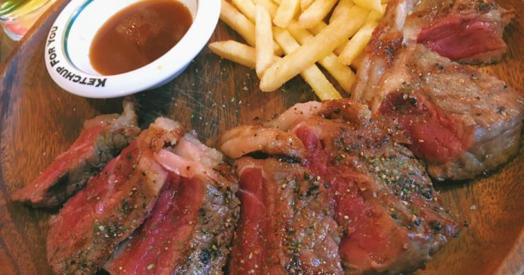 【大阪】肉食さん注目★梅田のオシャレ肉バル「ガブリミート」が美味しい!