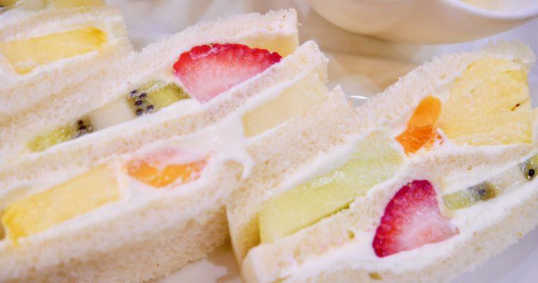 【京都】美味しいフルーツサンドと言えば?老舗果物店の「フルーツパーラーヤオイソ」で決まり!