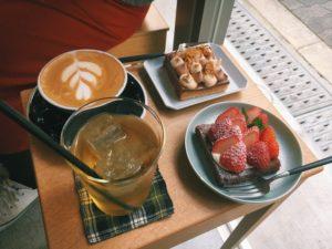 【大阪】小さなお店で食べる絶品タルト♪天満橋の隠れ家カフェ「Tawanico(タワニコ)」